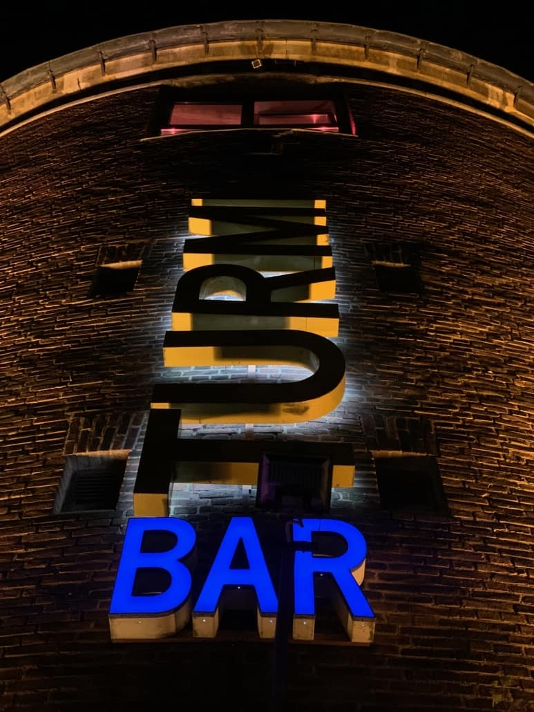 Turm Bar Hamburg - Cocktailbar